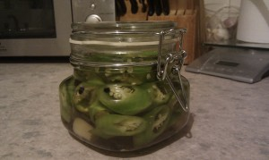 Pickled Peppers